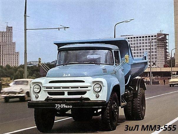 ZIL MMZ-555, 1964-1977