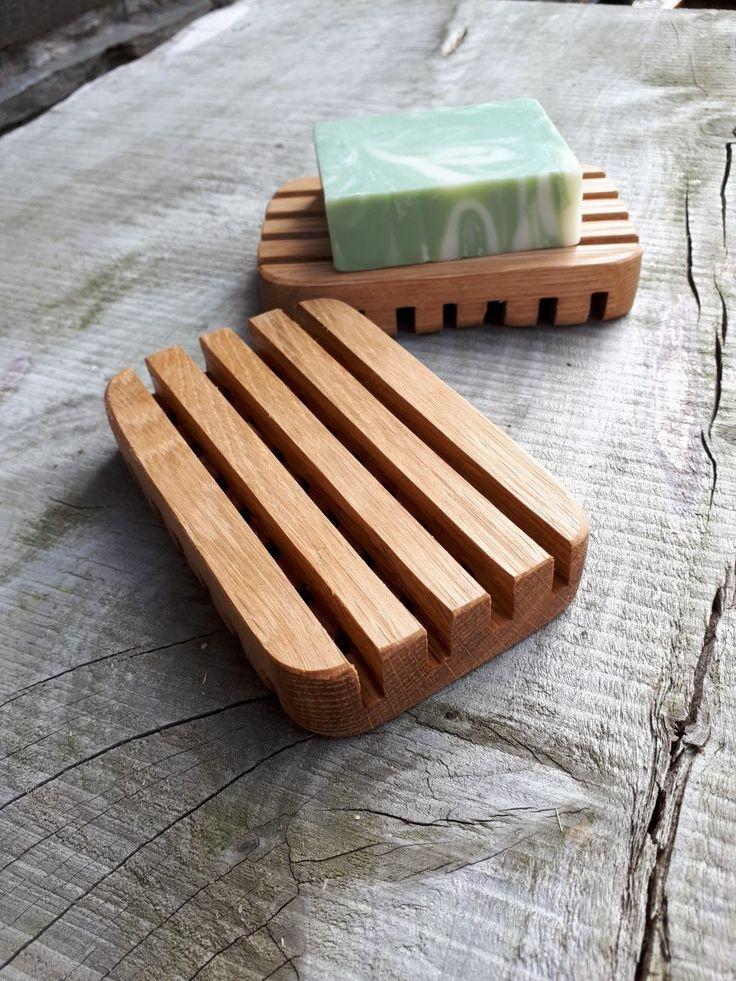 Soap dishes Wooden soap dish, Wood soap dish, Diy dish soap