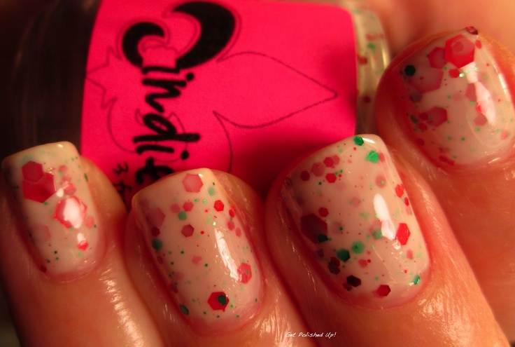 Jindie Nails: Candy Cane