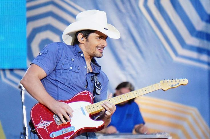 Hear Brad Paisley's Plucky Ode to Small Town Life, 'Heaven South'