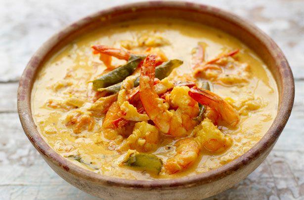 Jamie Oliver's prawn curry recipe - goodtoknow