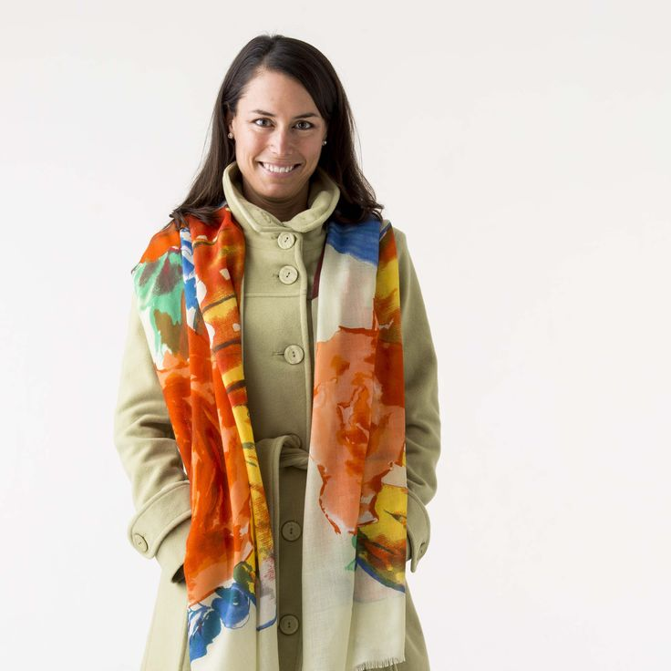Printed Scarf 100% Flower Yellow http://www.creswickwool.com/accessories/scarfs/printed-scarf-100-flower-yellow.html