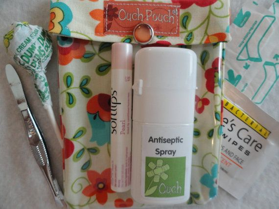 Small Ouch Pouch  YW Camp?: Babies, First Aid Kit, Best Friends, Baby Gifts, Gift Ideas, Baby Weding