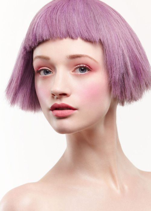 Soft Candy Beauty Editorial