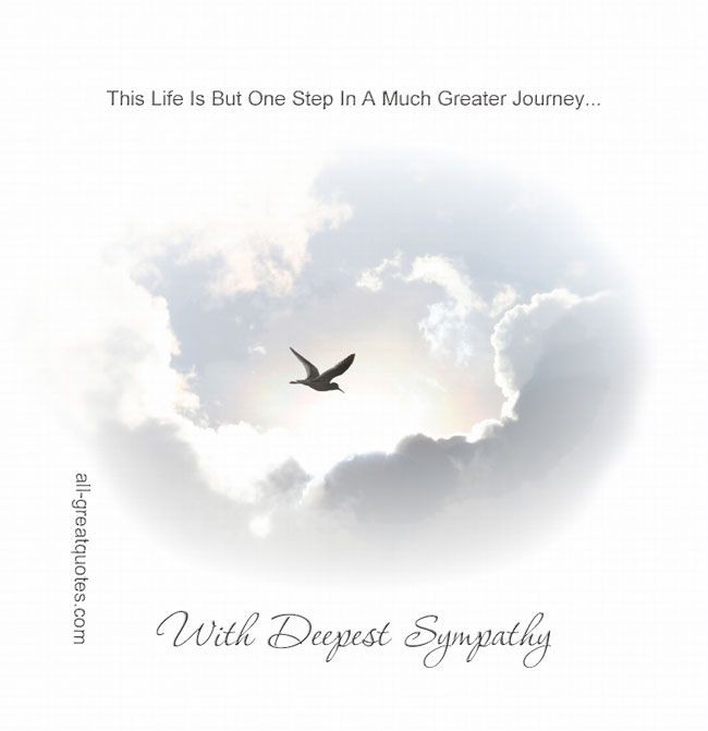 Go To >> All Sympathy Cards To Share On Facebook