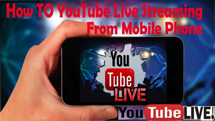 How To YouTube Live Streaming From Mobile Phone ( Full Tutorial )
