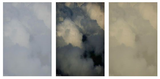 Megan Jenkinson (NZ) The Heavens Opened series - after El Greco