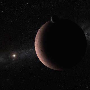 Makemake - Overview   Planets - NASA Solar System Exploration