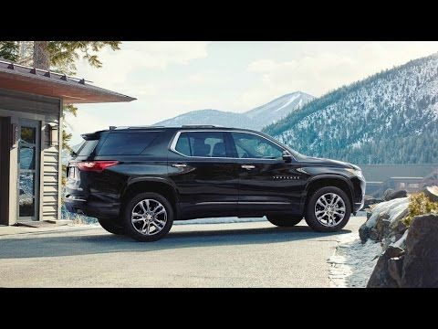 2018 Chevrolet Traverse Interior Exterior Design            -            famous brands and products