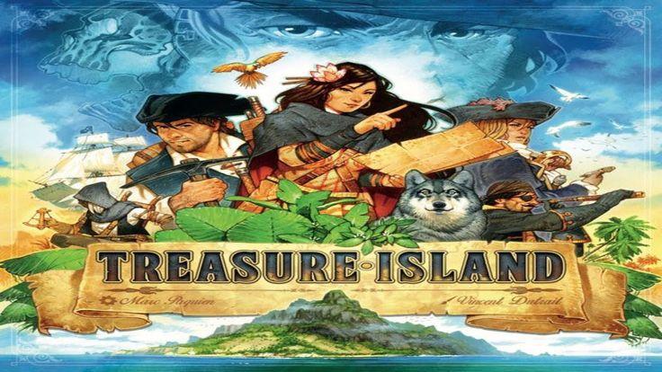 Mysterious treasure island audio book episode 1 in 2020
