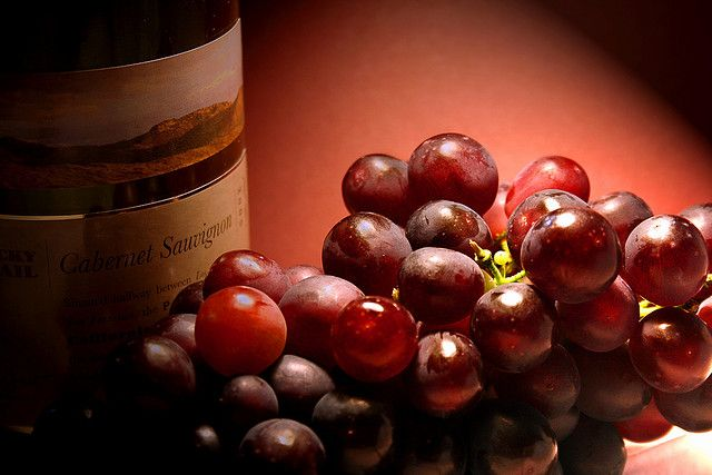 Why drink red wine - Dlaczego warto pić czerwone wino