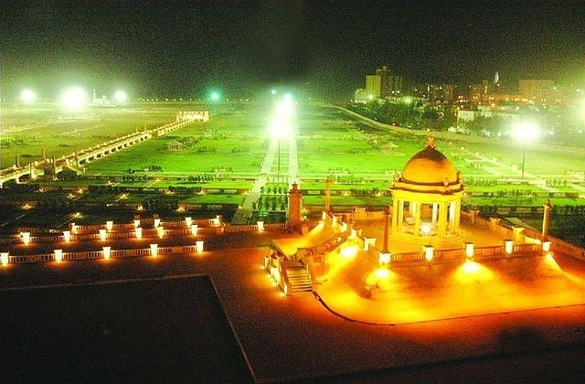 Another View of Asia's biggest park in #karachi #pakistan