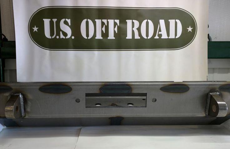 Toyota FJ Cruiser Winch Mount Bumper - U.S. Off Road