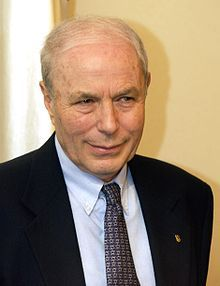 """Avram Hershko won the Nobel Prize for Chemistry in 2004 """"for the discovery of ubiquitin-mediated protein degradation"""""""