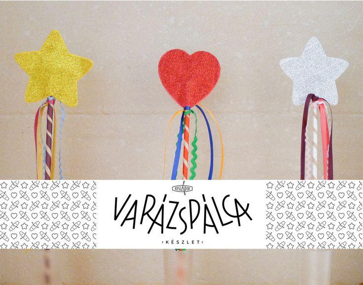 Készíts varázspálcát a Kisladikkal: http://kisladik.hu/products/varazspalca-keszlet