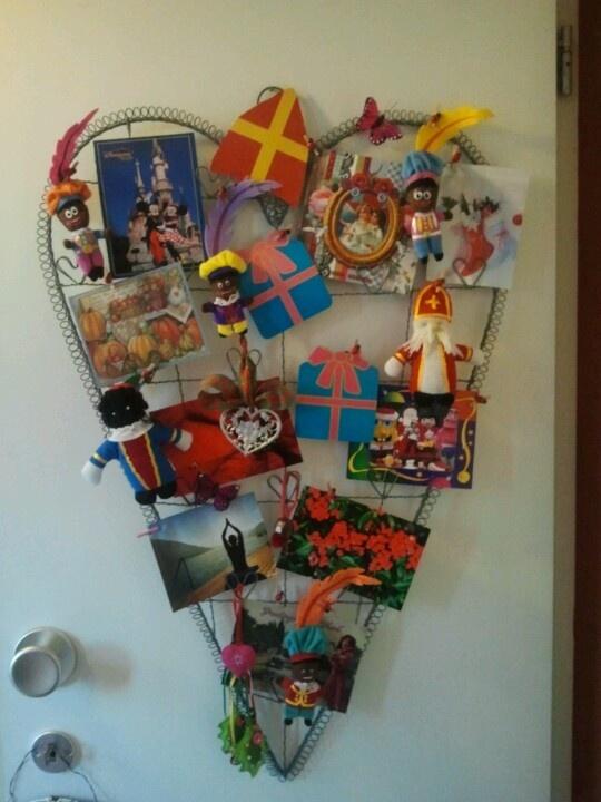 Sinterklaas in the Netherlands :)