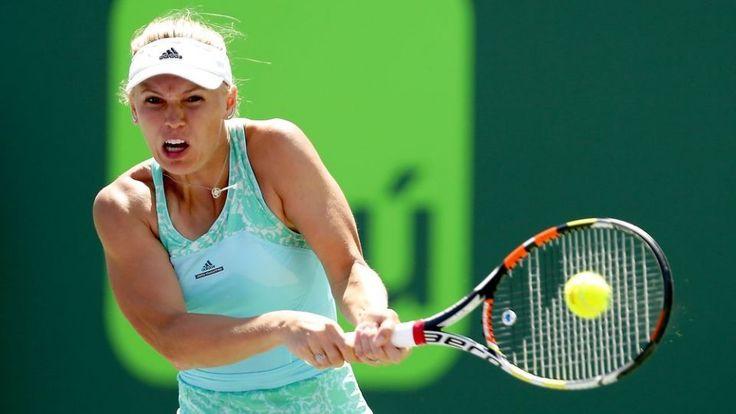Wozniacki om ny træner: Hun ved, hvad jeg skal gøre | Sportscenter