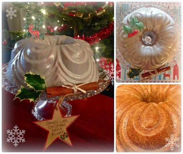 Smells Like Christmas Spirit Bundt Cake Bundt Cakes ...