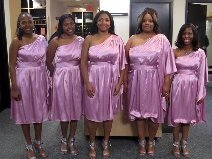 Tiffany koszorúslányai - Mondj igent a ruhára - koszorúslányok (TLC) #wedding #bridesmades #sayyestothedress #TLC