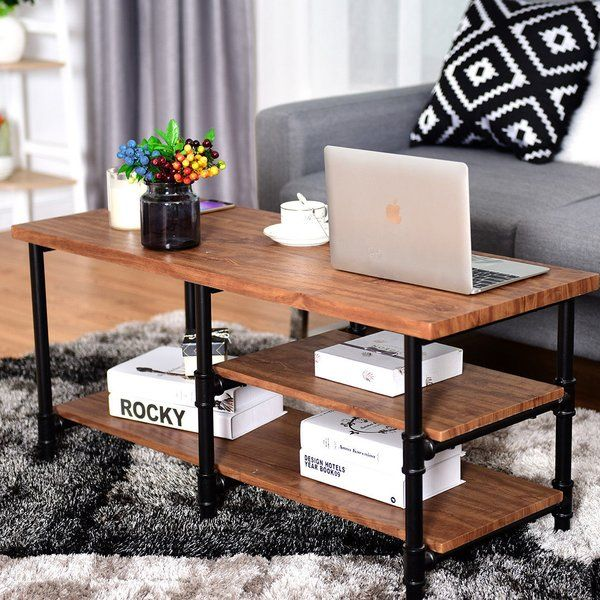 Christensen 3 Tier Coffee Table Coffee Table
