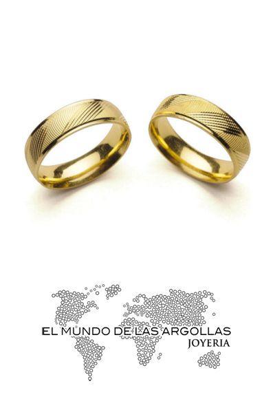 Modelo: A-A90136M Argolla oro amarillo 14k confort diamantado 6mm #ArgollasDeMatrimonio