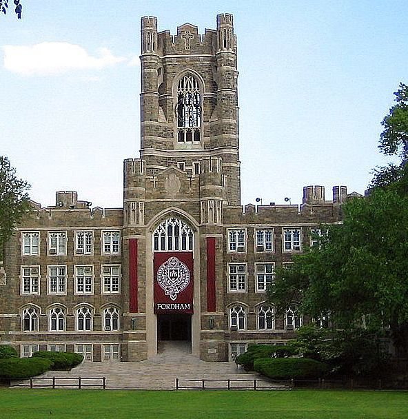 A 2012-2013 Irish #Fulbrighter is at Fordham University.