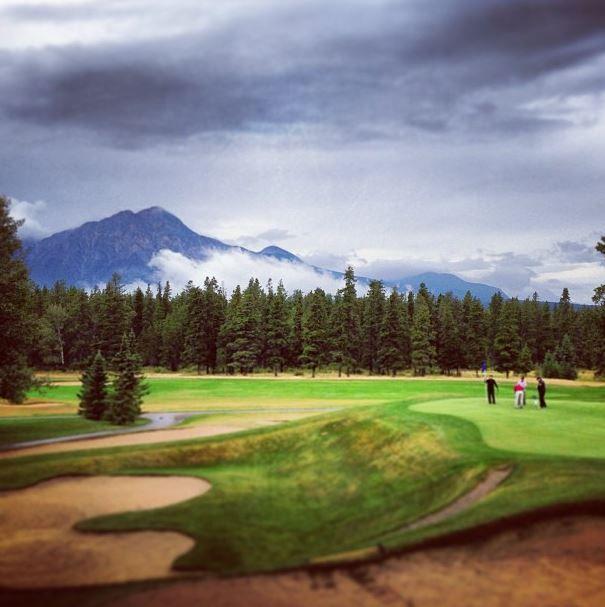 Photo by @Fairmont Jasper Park Lodge on Instagram