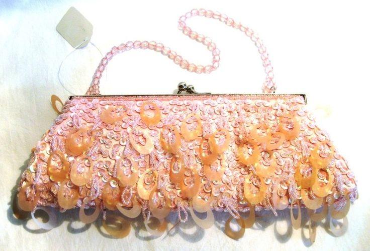 ~ vintage 60er ~ Abendtasche Ball  von Vintage4ever auf DaWanda.com