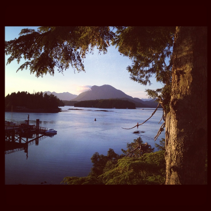 Our beautiful home~Tofino