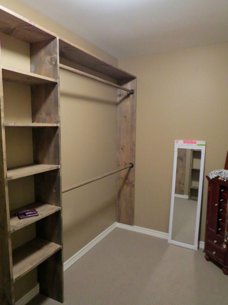Best 25+ No closet ideas on Pinterest | Ikea closet ...