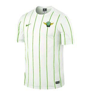 Nike Akhisar Belediyespor 2017-2018 644634 Striped Segment II Jsy Maç  Forması
