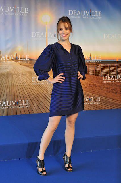 Canadian actress, Rachel McAdams...