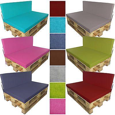 Palettes Coussin euro palettes-Coussin Outdoor sofa tirage rembourrage de siège Coussin d'assise