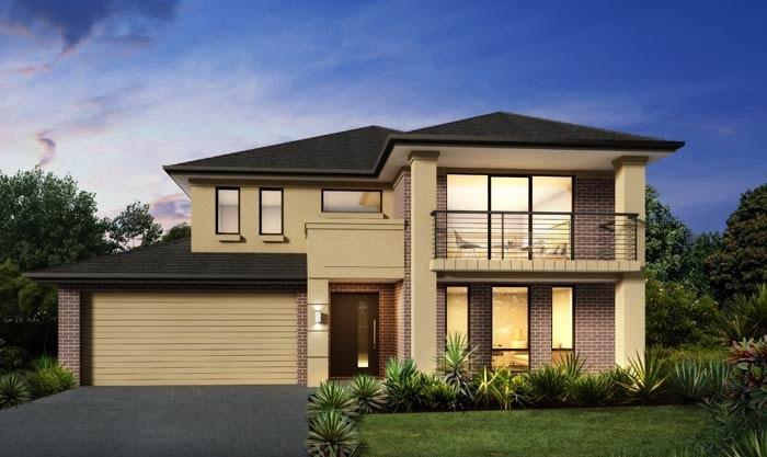 Masterton home designs santorini contemporary lhs for Home designs masterton