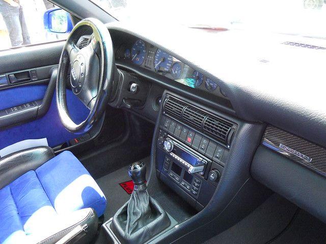 Audi S6 Plus V8 4 2l Quattro 1996 1997