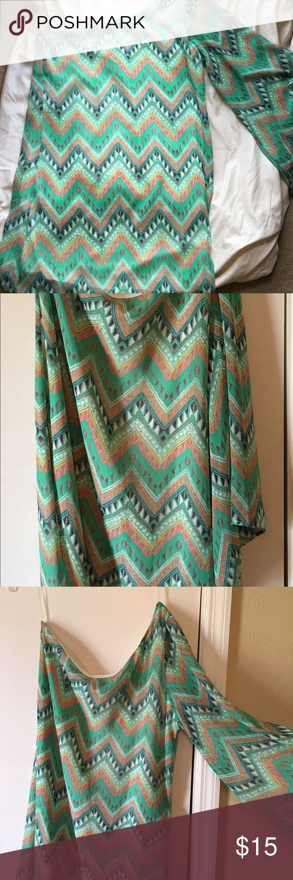 Aztec short dress Darling for summer! Bare one arm in this beauty with soft material! Very cute and sexy for the up and coming summer👠🌞 Dresses Mini