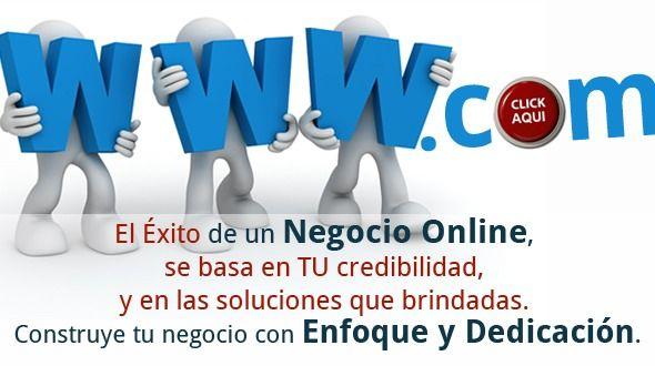 Negocio Online, Pasos para su Construcción - Tatiana Sepúlveda