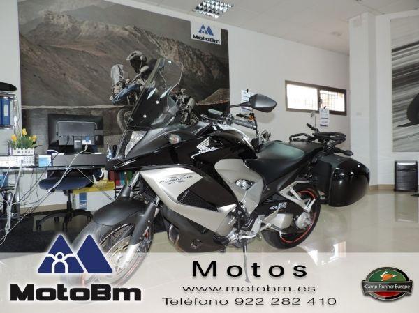 Canariasenmoto.com - Moto Ocasión - Honda Crossrunner VFR800X con 14176 Km. a 8400 Euros - Segunda Mano