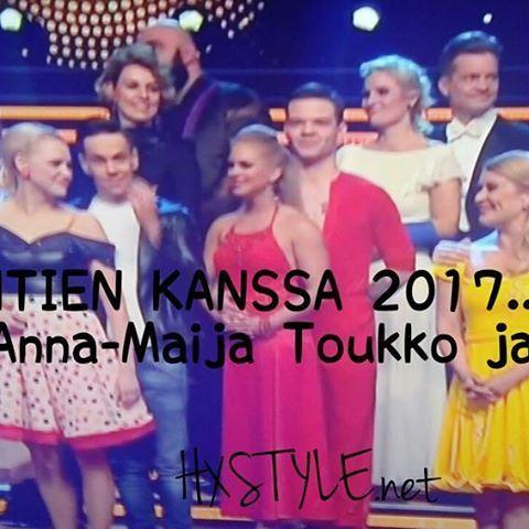 KULTTUURI. Tanssi&Musiikki. 24.4.2017....MTV3 TANSSII TÄHTIEN KANSSA v. 2006 alkaen  Finnali 2017, VOITTAJAT Anna-Maija Toukko, Näyttelijä ja Matti Puro, Tanssiopettaja. Kilpailun alussa 10 Tähti paria, Finaalssa 2 parasta, Katso info @tanssiitähtienkanssa ja BLOGI Kulttuuri....HIENO&Ihana kausi ja Finaali TANSDIT 💓SEURAAN, Tykkään ja Viihdyn TV:n äärellä. SUOSITTELEN.Onnea, Menestystä aj Elämän&Tansdimisen ILOA kaikille pareille ja Etenkin VOITTAJILLE Anna-Maija ja Matti.... HYMY @mtv3…