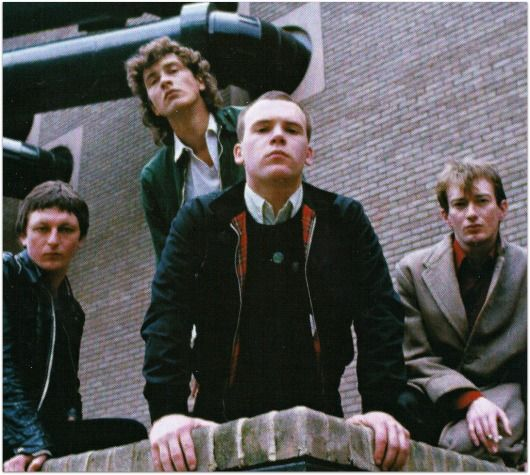 Gang Of Four, Pere Ubu, Delta 5 – Sheffield University, Friday 13th March 1981