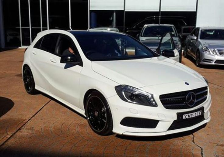 mercedes benz a200 cirrus white kit amg wheels. Black Bedroom Furniture Sets. Home Design Ideas