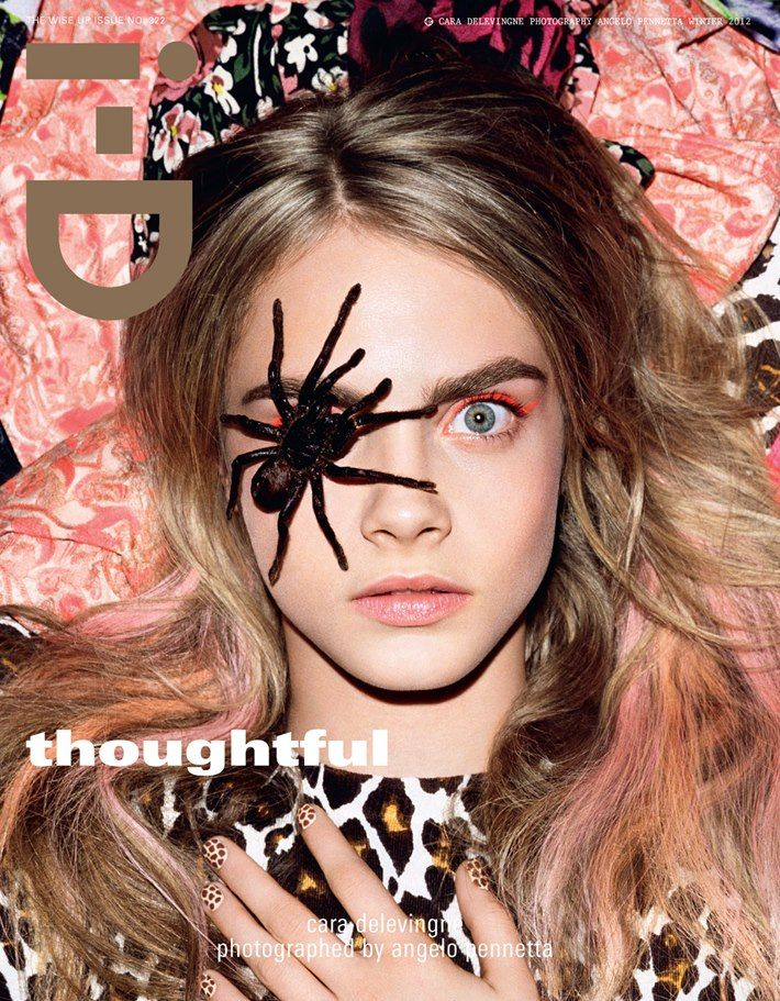 Cara for i-d