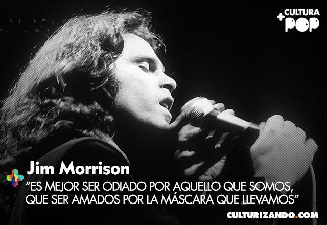 Jim Morrison: El Rey Lagarto no morirá jamás (+Video y Frases) - culturizando.com | Alimenta tu Mente