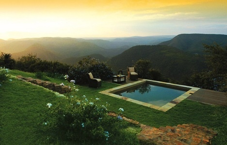 Beautiful - Camp Figtree in the Eastern Cape in South Africa