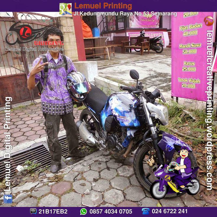 Adit Member Itansha Semarang on Yamaha Byson. #DIGITIVE #DecalVinylStripingMotorFullBody #KreatifitasLeMuel  #LeMuel  #ProdukProdukKreatifLeMuel #StripingMotorByson #StripingMotorFullBody #StripingMotorLaki #StripingMotor #StripingMotorLakiNonFairing