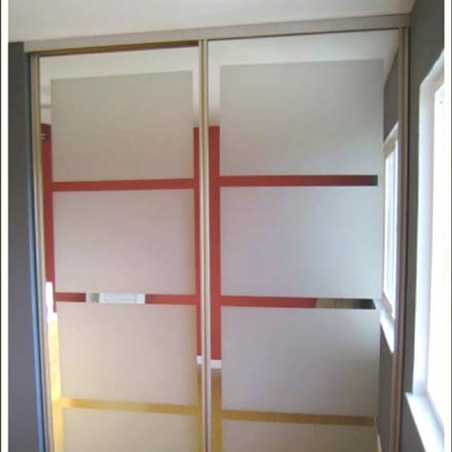 Sliding Mirror Closet Doors Makeover 37 best closet door ideas images on pinterest | cabinets, sliding
