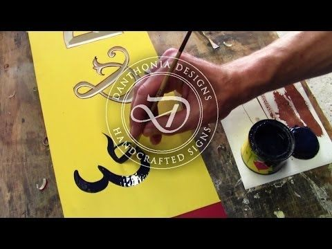 ▶ Danthonia Designs: How to Carve a Letter - Part 4 - YouTube