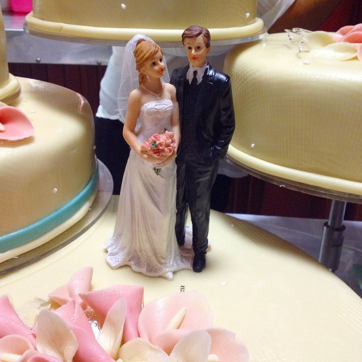 wedding decorations, wedding cake