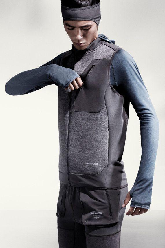 Nike x Undercover Gyakusou Holiday 2014 Collection   Tech ...