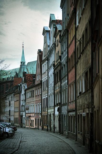 Popowice, Wrocław, Poland,  fairytale-europe.tumblr.com